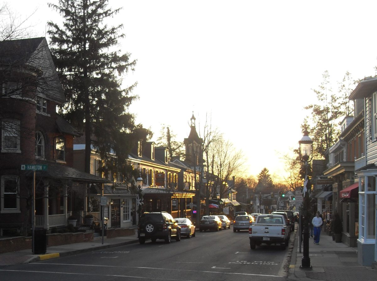 Doylestown, PA – Home to Many Clients of The Professor of Resumes